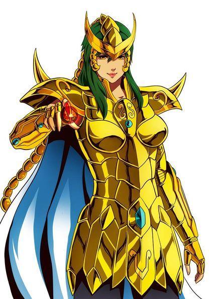 Saint Seiya: Aparecen los nuevos Caballeros Dorados - Taringa!