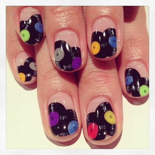 17 Best Images About 80s Party Hair Makeup Amp Nails On