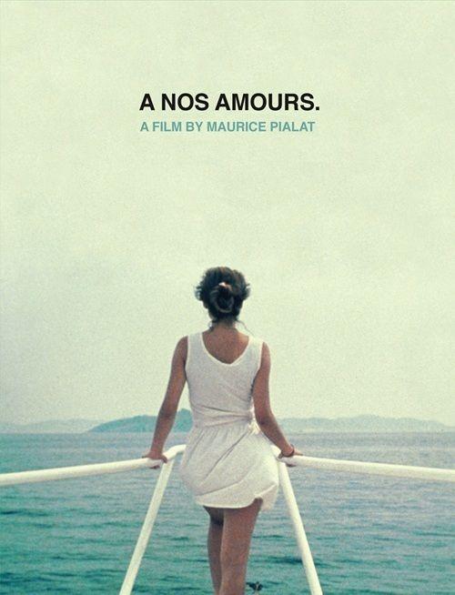 """""""À nos amours"""" de Maurice Pialat, programmé le 11/06 à 14h30 et le 13/06 à 19h http://www.forumdesimages.fr/les-films/les-programmes/la-jeune-fille/a-nos-amours_1"""