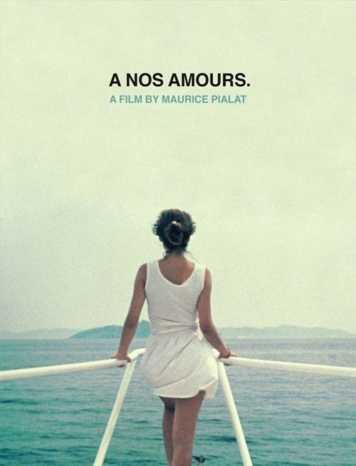 Sandrine Bonnaire, «À nos amours». Maurice Pialat (1983)