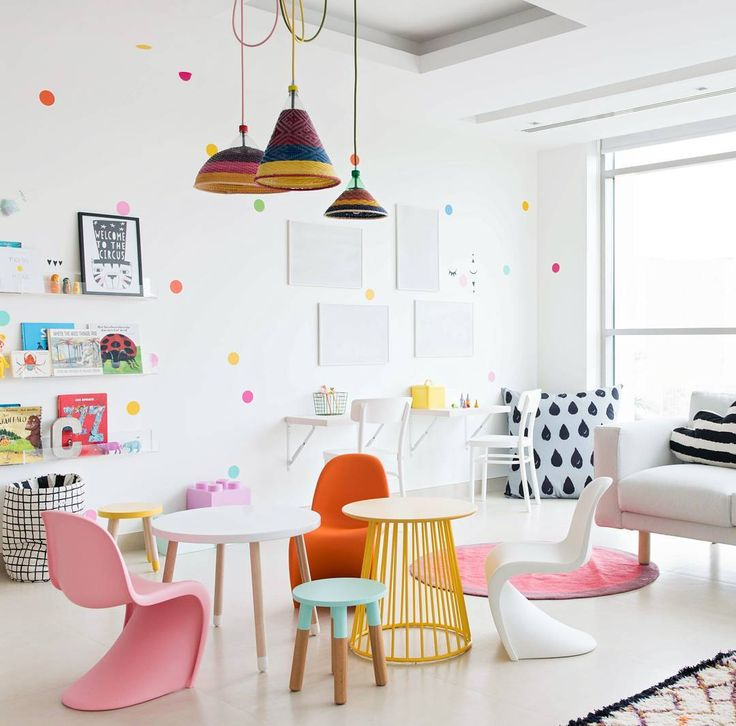 Colorful Playroom Design: 17 Best Ideas About Modern Kids Rooms On Pinterest