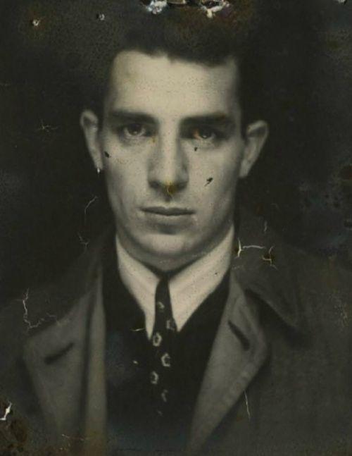 Jack Kerouac, 1942, New York City