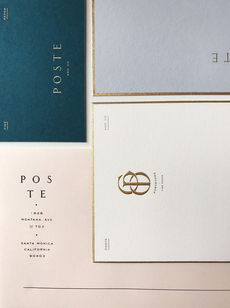 beautiful stationery and printed pieces — curated by ajaedmond.com | minimalist design | graphic design | fonts | typography | logos | branding