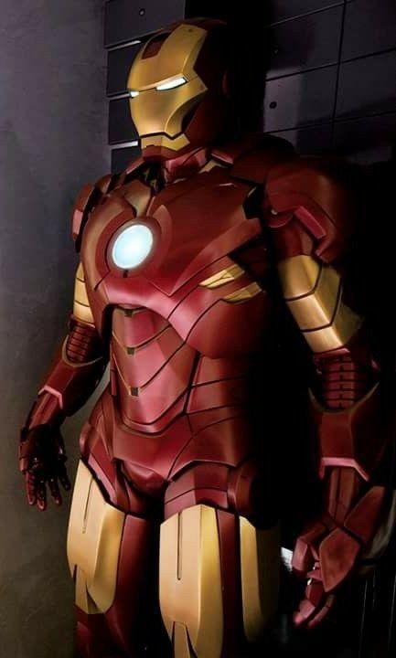 Iron Man........