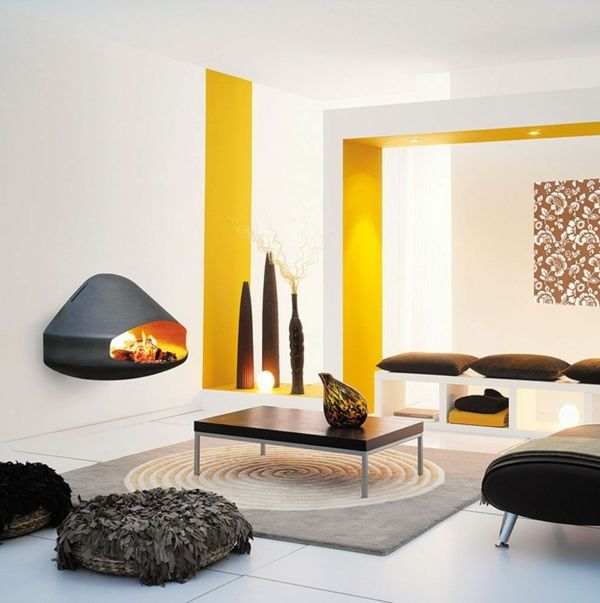 Offene Kamine Modern 14 best kamine images on open fireplace places and