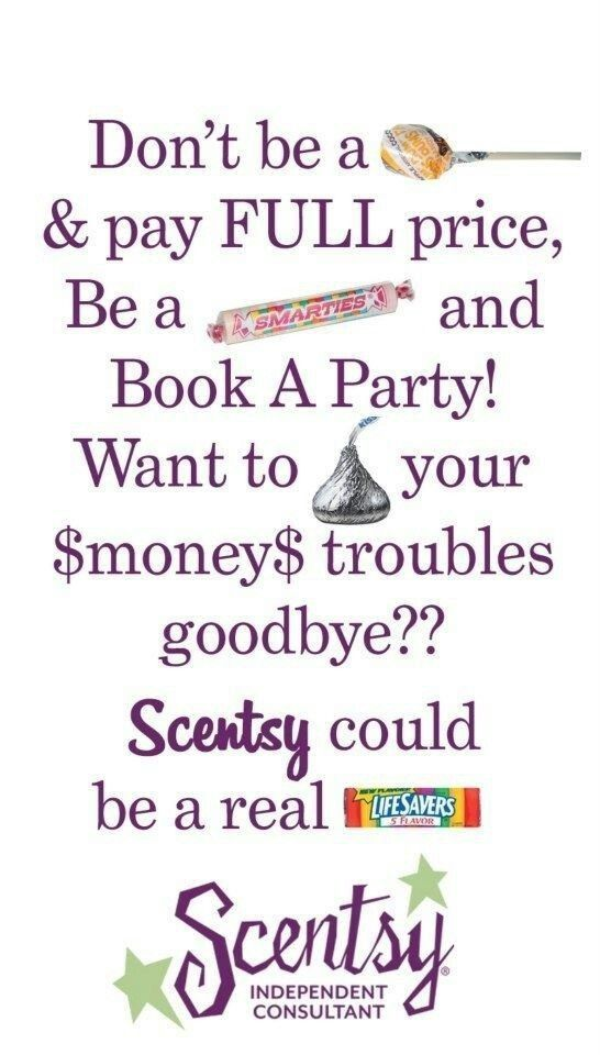 how to make money selling scentsy