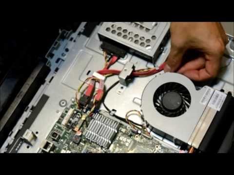 Limpieza sistema de refrigeración AIO PC HP Pavilion 23