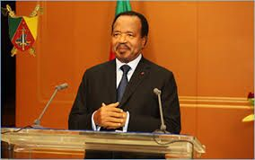 Discours de fin d'année 2014 et la nouvelle année 2015 du Chef de l'Etat du Cameroun