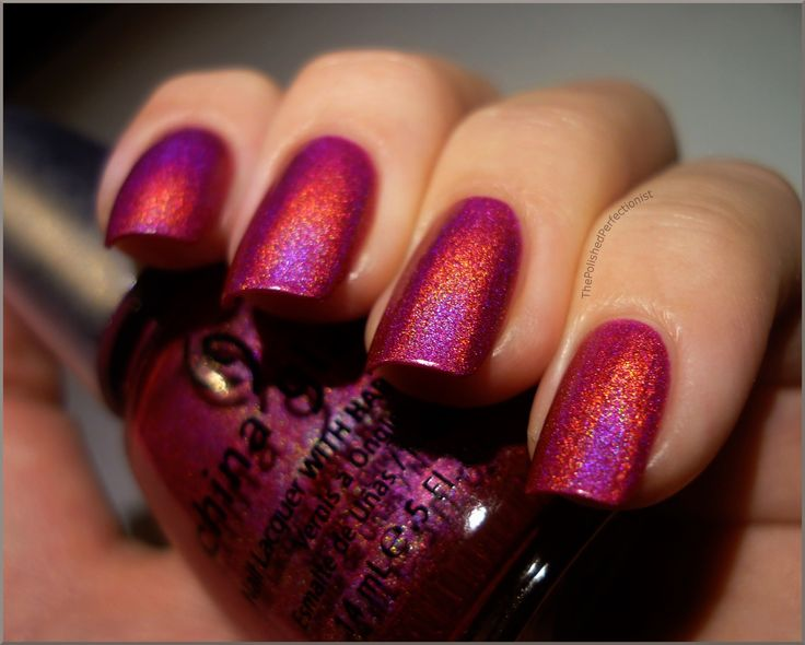 China Glaze - QT
