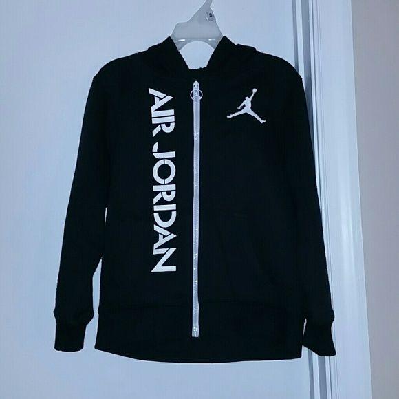 Air Jordan  Hoodie for boys Hoodie for small boy, normal wear from an active boy, little fuzz Jordan Jackets & Coats