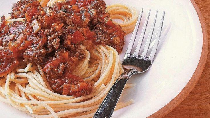 Špagety á la Bolognese | Recepty.sk