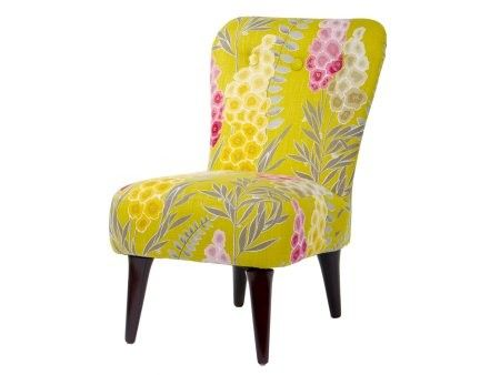 yellow bedroom chair amazon large covers desk my office pinterest floral and fabric chairs