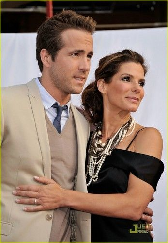 The Proposal Hollywood Premeire - Sandra Bullock & Ryan Reynolds
