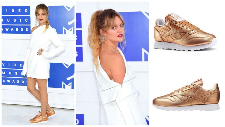 Fashion Buzz  Tove Lo wore sneakers to the VMAs 2016
