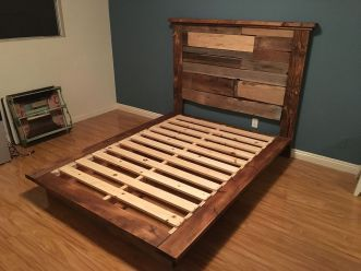 Easy DIY Platform Bed Ideas 23