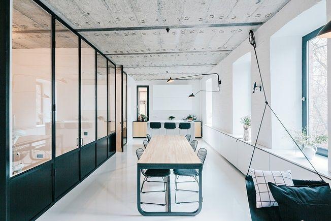 Apartament Black & White Studia Crosby