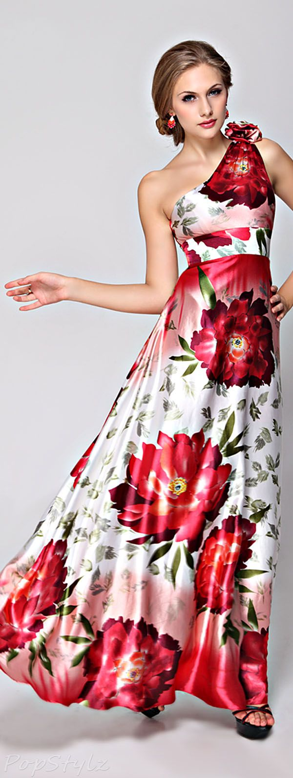 Ever Pretty 09623 Satin dress 99 dollars available on Amazon.