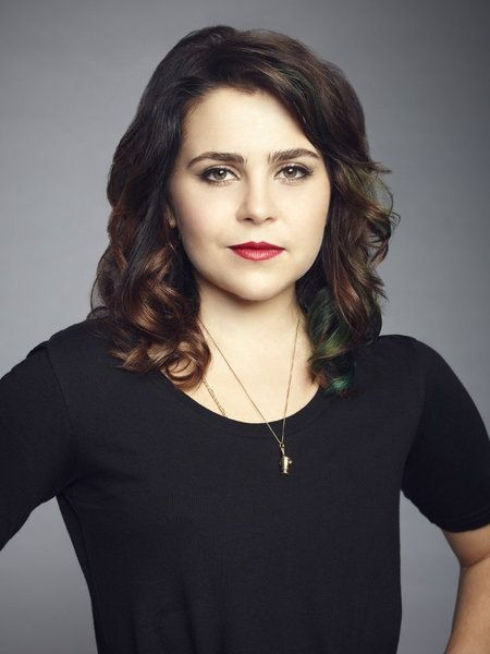 High Res PARENTHOOD -- Season: 5 -- Pictured: Mae Whitman as Amber Holt -- (Photo by: Joe Pugliese/NBC)
