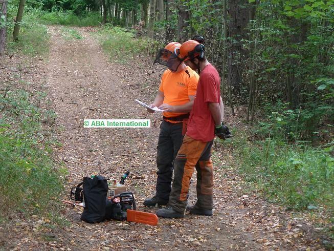 Risk assessment  www.aba-skills.com