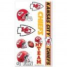 Kansas City Chiefs Temporary Tattoo's #KansasCity #Kansas #Chiefs #KansasChiefs #KansasCityChiefs #Memorabilia #Sports #Merchandise #Football #NFL | Order Today At www.sportsnutemporium For Only $1.95