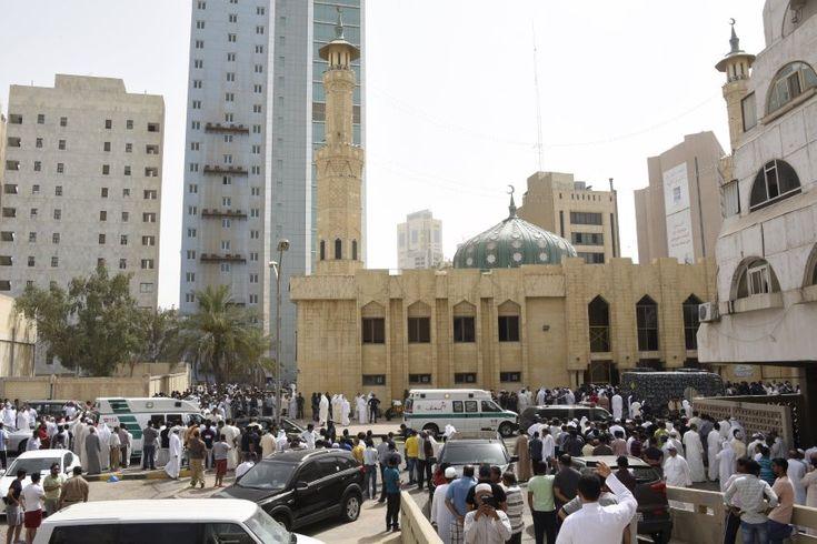 Der Attentäter sprengte sich beim Freitagsgebet in einer schiitischen Moschee in die Luft.
