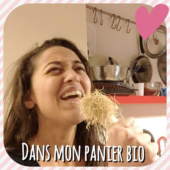 Dans Mon Panier Bio #18:  Soupe Coco lentilles Poireau