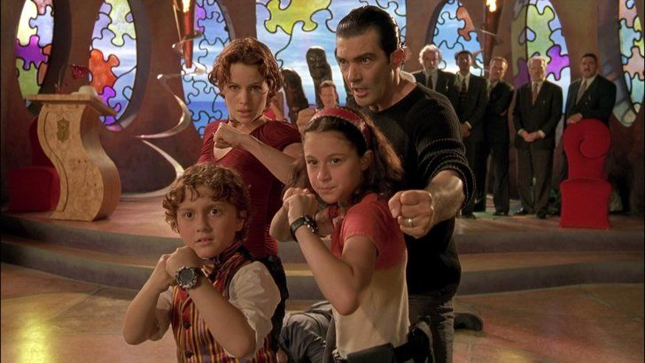 Pin for Later: 113 Reasons Being a 2000s Girl Was So Fetch You Can't Even Deny It Spy Kids