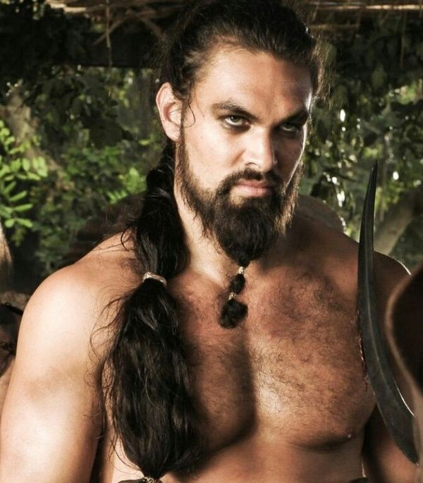 Khal Drogo...Game of Thrones