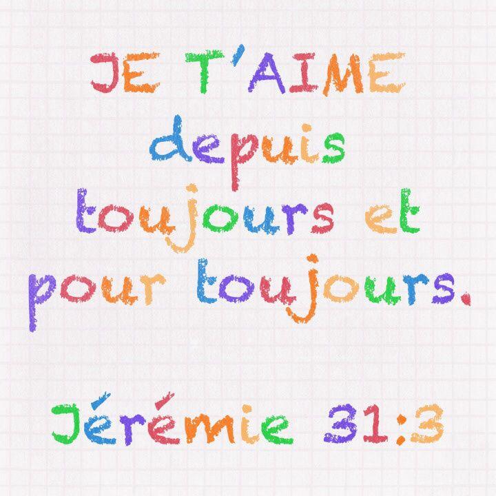 Jérémie 31:3