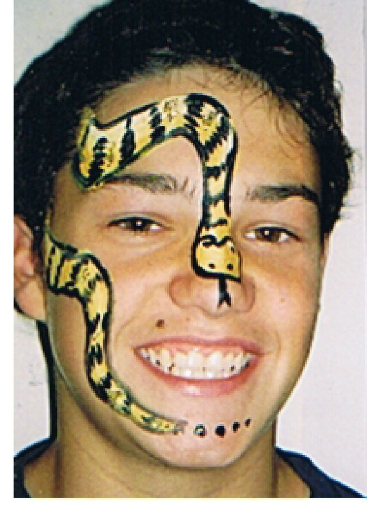 40 best face paint tattoos images on pinterest face for Airbrush tattoo paint