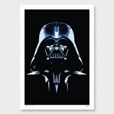 Darth Vader Art Print by Yhodesign