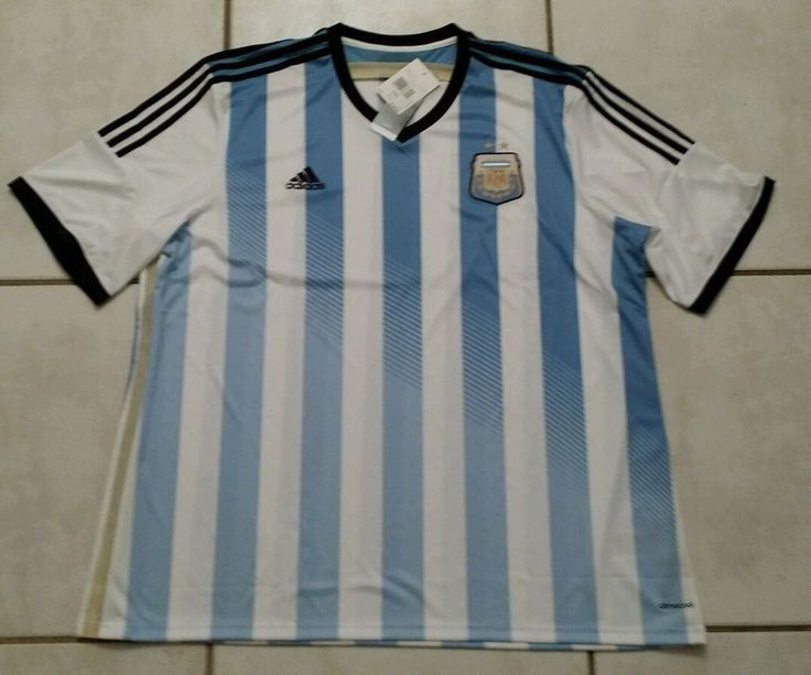 NWT ADIDAS Argentina National Team Soccer Jersey Men's 3XL in Sports Mem, Cards & Fan Shop, Fan Apparel & Souvenirs, Soccer-National Teams   eBay
