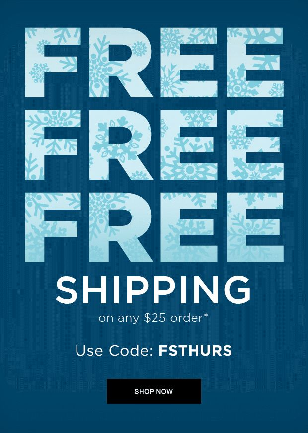 Get FREE SHIPPING with any $25+ Avon eOrder using code