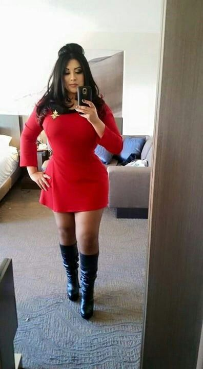 Ivy Doomkitty | Ivy Doomkitty | Star trek cosplay, Cosplay ...