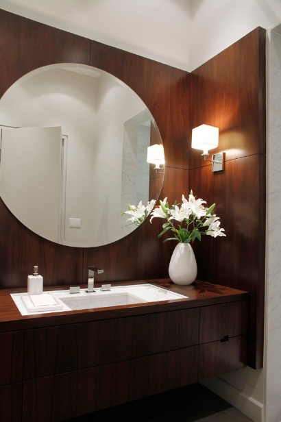 Photo Gallery For Photographers Modern Powder Room Quebec
