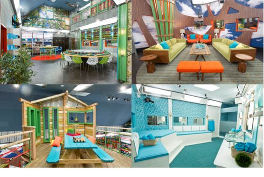 Photos of 'Big Brother 16' house released: Earth, air, fire and wind represented