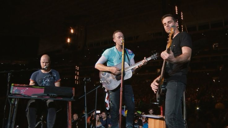 Coldplay - Houston #1 (Live in Miami) - YouTube #Coldplay