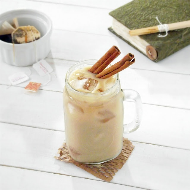 Iced Chai Tea | Favorite Recipes | Pinterest