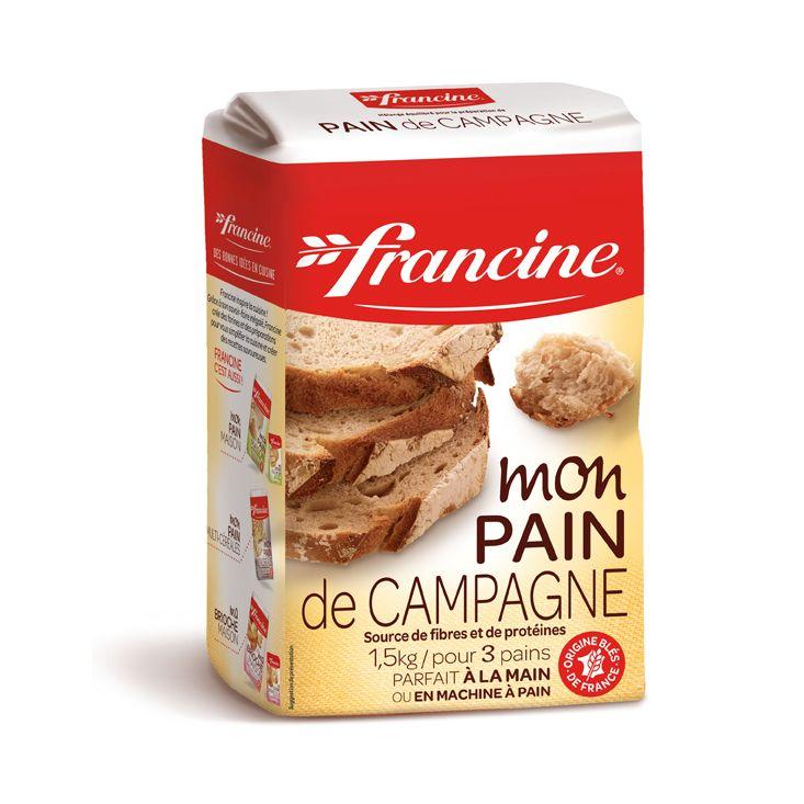 Les 25 meilleures idées de la catégorie Farine francine sur ...
