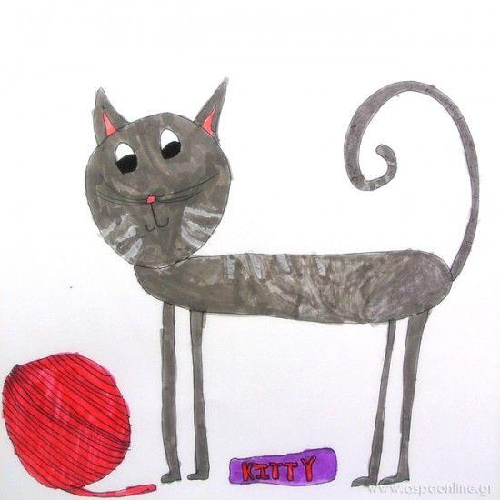 Διακόσμηση με τις ζωγραφιές των παιδιών - Aspa Online