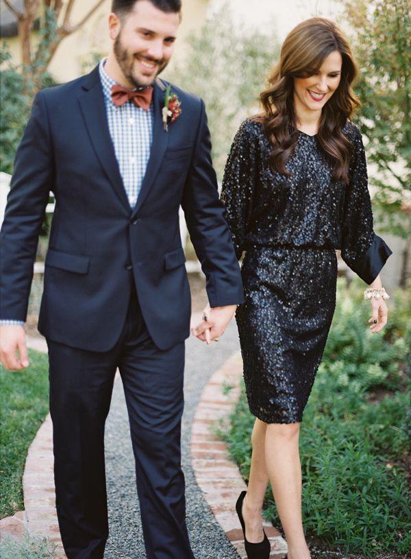 dustjacket attic: Wedding Inspiration   Holiday Elopement