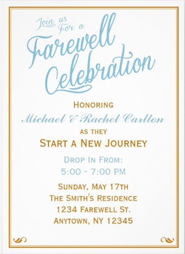 Pin On Formal Invitation