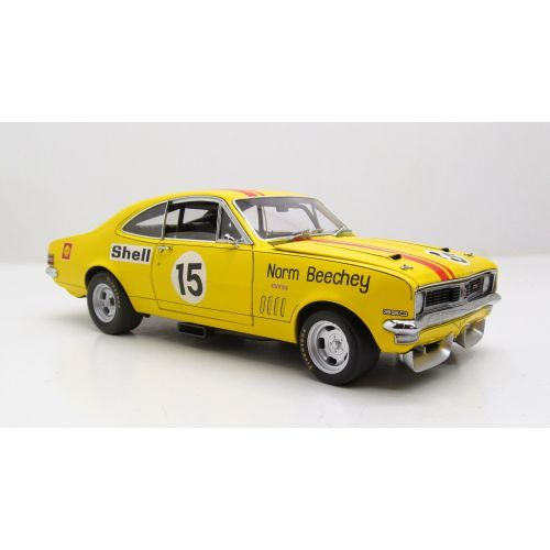 Holden HT GTS  Monaro - 1972 Bathurst ATCC - Norm Beechey Fantastic Quality & Detail, Inside & Out Official Licensed Product 1:18 Scale  part no  18604