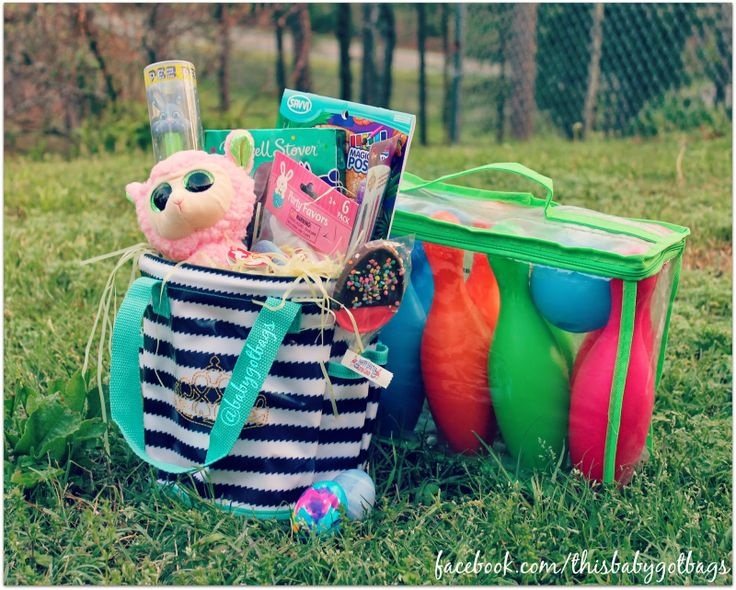 Thirty One,  Baby Got Bags: Easter!