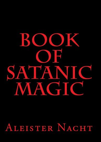 Satanic rituals and spells pdf