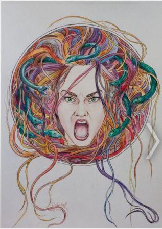 Medusa Picture, Medusa Image