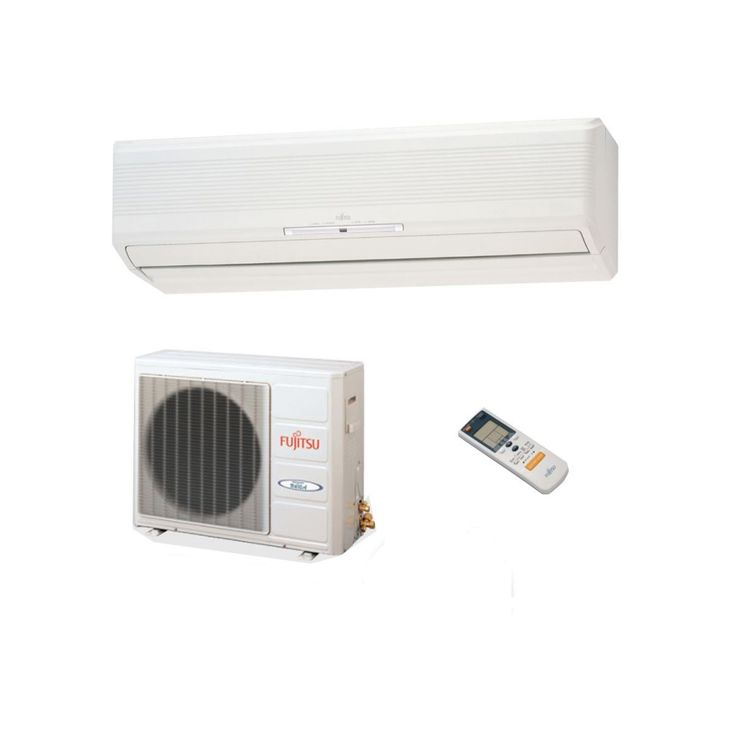 Klima Marketim: Fujitsu-ASY18UB-Duvar-Tipi-Klima-18000-Btuh