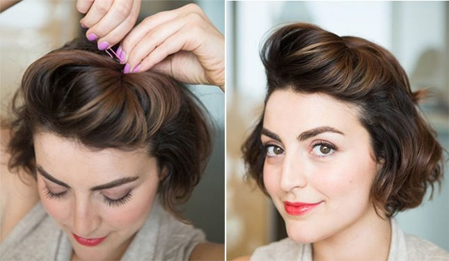 You chopped it all off. And it looks 100% awesome. Here's how to style it in a flash.