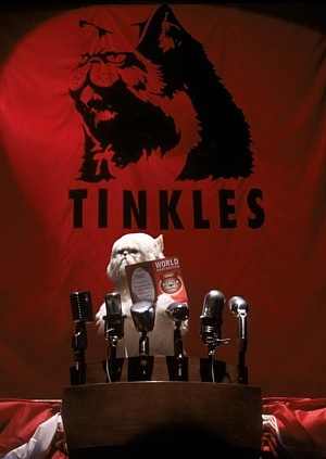 Mr. Tinkles is the main antagonist in the movie, Cats and Dogs