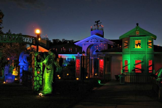 Disturb Appeal: Check Out This Halloween Yard Haunt Makeover: Disturb Appeal